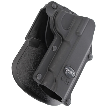 Fobus Holster Colt 1911, S&W, FN, Browning Rights (C-21 RT)