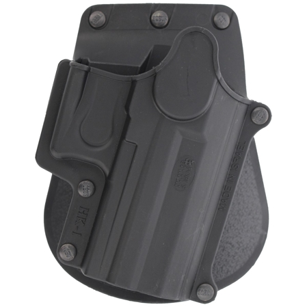 Fobus Holster H&K USP Comp, Walther, Ruger, Taurus Rights (HK-1 RT)