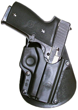 Fobus Holster Kahr K40, Walther PK380 Rights (K-40)