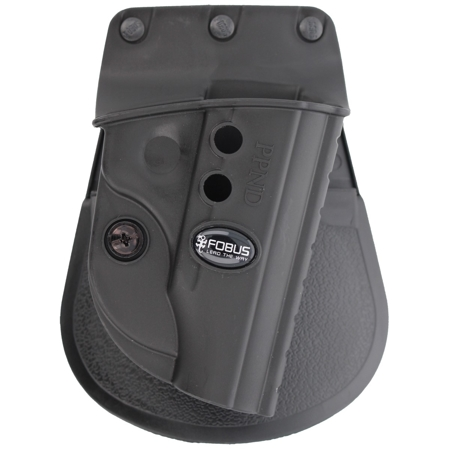 Fobus Holster Walther: PP, PPK, PPKS, FEG 380 Rights (PPND RT)