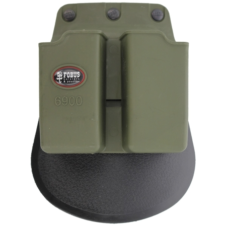 Fobus double mag pouch Glock 17, H&K double-stack (6900G)