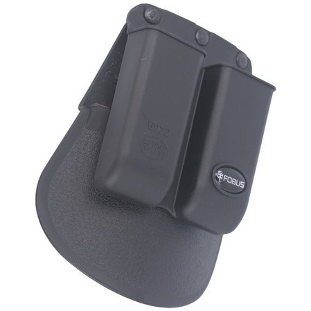 Fobus double mag pouch Walther, Sig single-stack .22, .380 (6922)