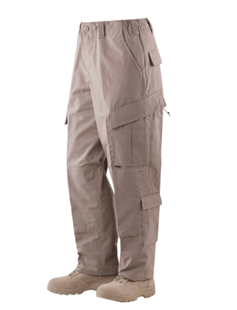 Spodnie Tru-Spec TRU (Tactical Response Uniform) 65/35 Polyester / Cotton Rip-Stop - Khaki - 1287