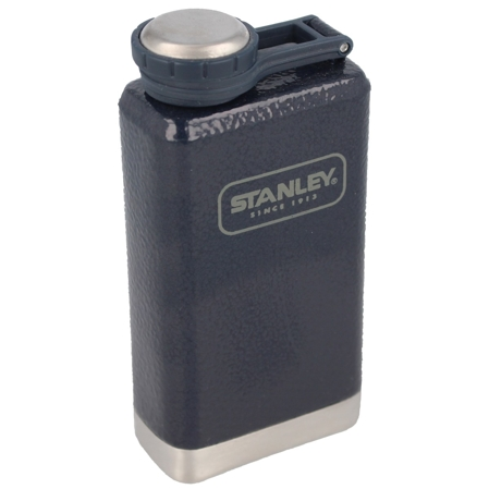 Stanley Adventure Pocket Steel Flask 148ml Navy (10-01695-005)