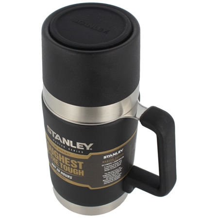 Stanley Master Vacuum Food Jar black 709ml / 24oz (10-02894-002)