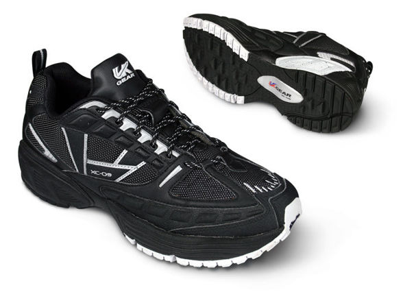 UK Gear XC-09 Cross-Country Running Men's Shoes (1009-01)
