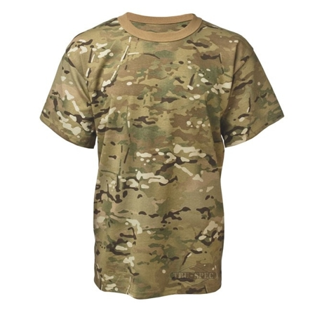 Koszulka Tru-Spec TRU Cotton MultiCam (4304)
