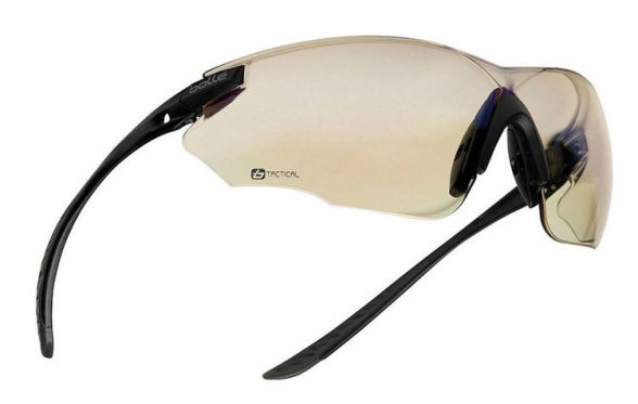 Okulary Bolle Tactical Combat Clear,Smoke (COMBKITN BLK)